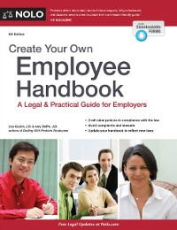 Cover Create Your Own Employee Handbook