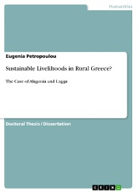 Cover Sustainable Livelihoods in Rural Greece?