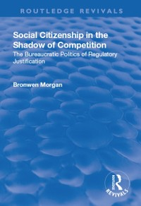 Cover Social Citizenship in the Shadow of Competition