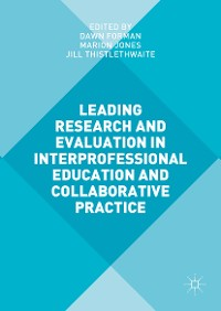 Cover Leading Research and Evaluation in Interprofessional Education and Collaborative Practice