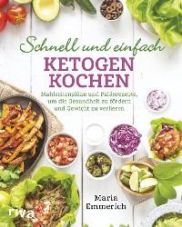 Cover Schnell und einfach ketogen kochen