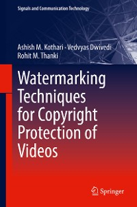 Cover Watermarking Techniques for Copyright Protection of Videos