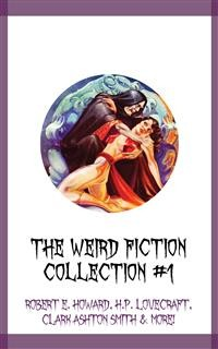Cover The Weird Fiction Collection #1