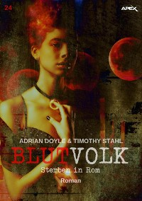 Cover BLUTVOLK, Band 24: STERBEN IN ROM