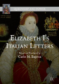 Cover Elizabeth I's Italian Letters