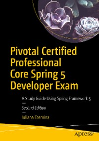 Cover Pivotal Certified Professional Core Spring 5 Developer Exam