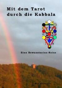Cover Mit dem Tarot durch die Kabbala