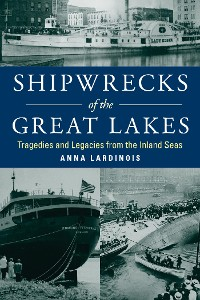 Cover Shipwrecks of the Great Lakes