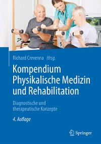 Cover Kompendium Physikalische Medizin und Rehabilitation