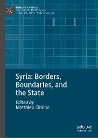 Cover Syria: Borders, Boundaries, and the State