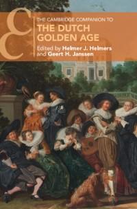Cover Cambridge Companion to the Dutch Golden Age