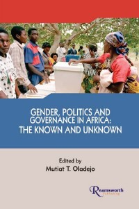 Cover Gender Politics and Governance in Africa