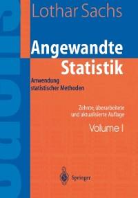 Cover Angewandte Statistik