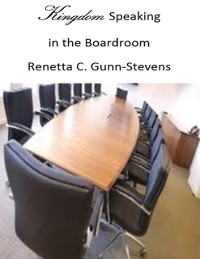 Cover Kingdom Speaking In the Boardroom