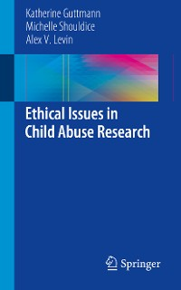 Cover Ethical Issues in Child Abuse Research