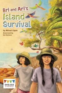 Cover Bri and Ari's Island Survival