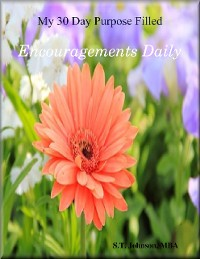 Cover My 30 Day Purpose Filled Encouragements Daily