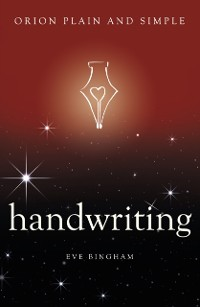 Cover Handwriting, Orion Plain and Simple