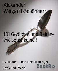 Cover 101 Gedichte und Reime- wie sonst keine !