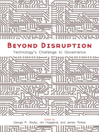 Cover Beyond Disruption