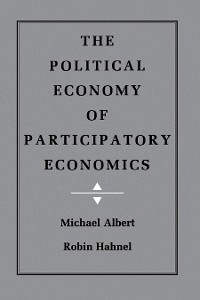 Cover The Political Economy of Participatory Economics