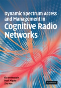 Cover Dynamic Spectrum Access and Management in Cognitive Radio Networks