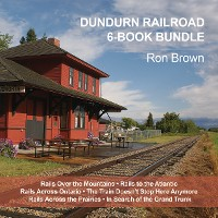 Cover Dundurn Railroad 6-Book Bundle