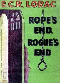 Cover Rope's End, Rogue's End