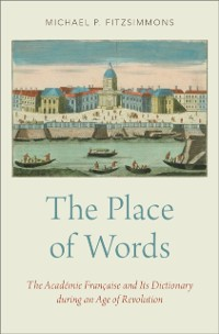 Cover Place of Words
