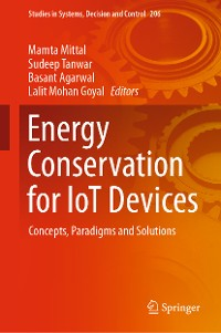 Cover Energy Conservation for IoT Devices