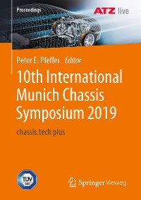 Cover 10th International Munich Chassis Symposium 2019