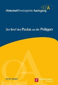 Cover Der Brief des Paulus an die Philipper