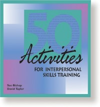 Cover 50 Activities for Interpersonal Skills Training