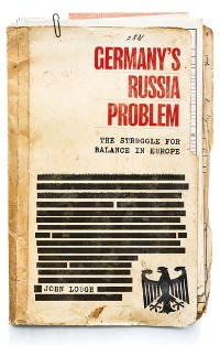 Cover Germany's Russia problem