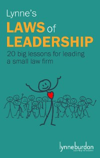 Cover Lynne's Laws of Leadership