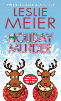 Cover Holiday Murder