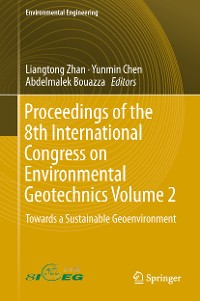 Cover Proceedings of the 8th International Congress on Environmental Geotechnics Volume 2