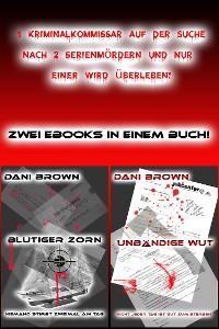 Cover Blutiger Zorn & Unbändige Wut
