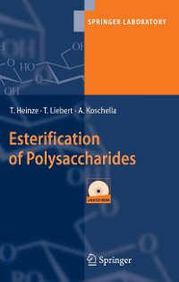 Cover Esterification of Polysaccharides