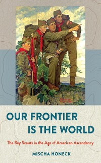 Cover Our Frontier Is the World