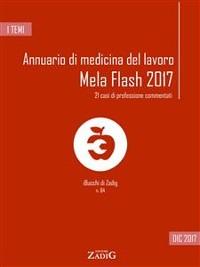 Cover Annuario di medicina del lavoro MeLa Flash 2017