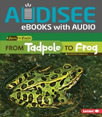 Cover From Tadpole to Frog