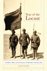 Cover Year of the Locust