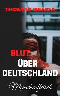 Cover Blut über Deutschland 2