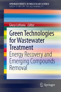 Cover Green Technologies for Wastewater Treatment