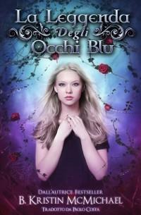 Cover La Leggenda degli Occhi Blu
