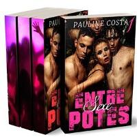 Cover SEXE entre POTES - Intégrale