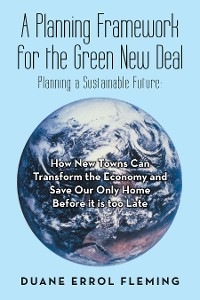 Cover A Planning Framework for the Green New Deal