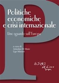 Cover Politiche economiche e crisi internazionale