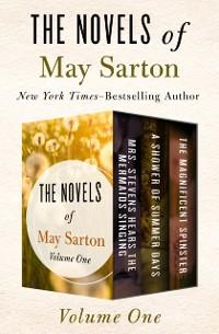 Cover Novels of May Sarton Volume One